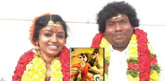 Chennai Express Actor Yogi Babu Ties Knot To Manju Bhargavi At Thiruttani