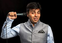 Comedian Amit Tandon: Stand up comedy is great catharsis