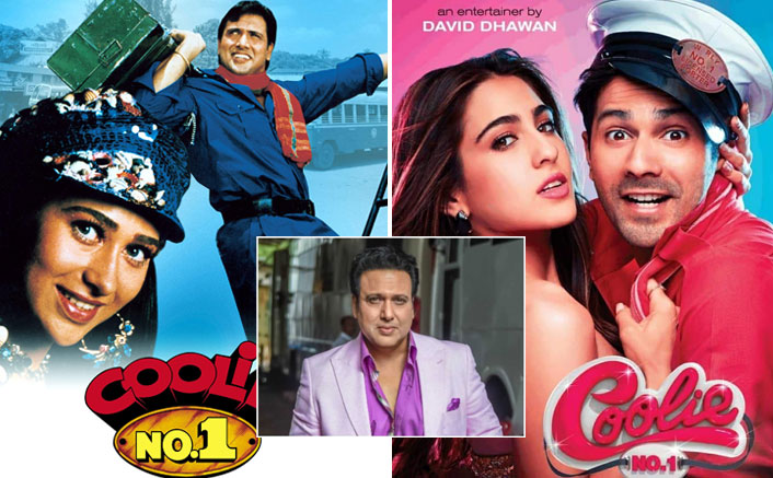Coolie No. 1: Govinda Finally Shares His Thoughts On The Remake Of His Film Starring Varun Dhawan, Sara Ali Khan