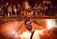 D40 Motion Poster: Dhanush Looks Massy & Classy As A Gangster Armed With Guns