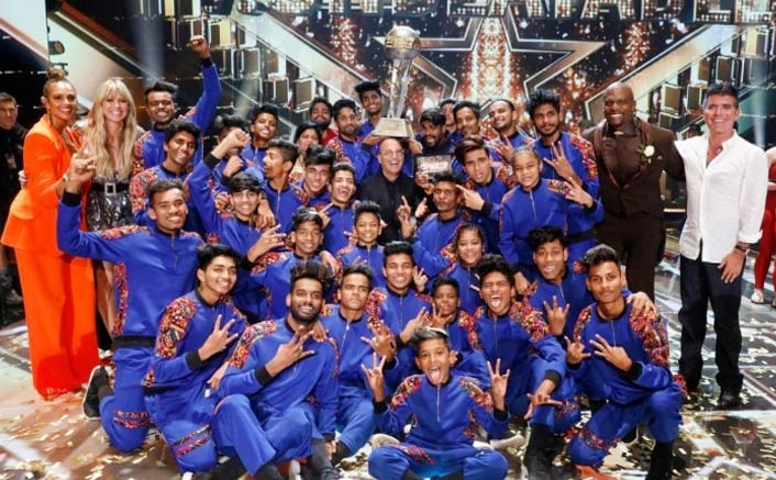 Mumbai Based 'V Unbeatable' Make India Proud By Winning 'America's Got Talent: The Champions'