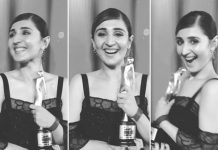 Dhvani Bhanushali Wins Big For Her Single Vaaste At A Prestigious Award Function!