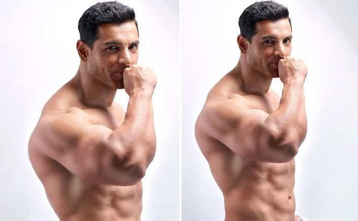Diet Sabya Calls Out Dabboo Ratnani For Copying John Abraham's Idea From Mario Testino's Towel Series