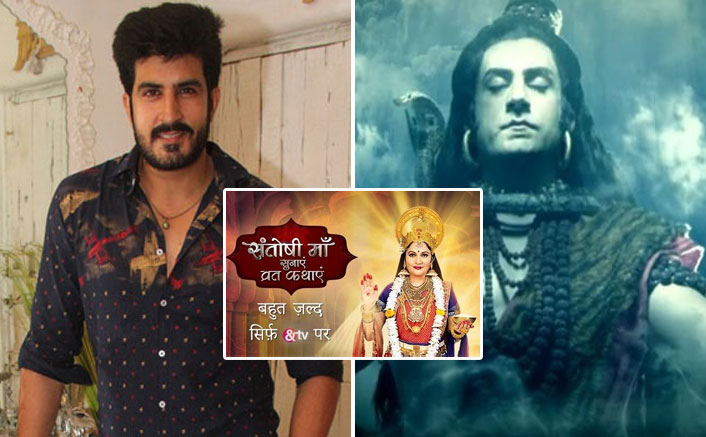 Dinesh Mehta on playing Lord Shiva in new TV show