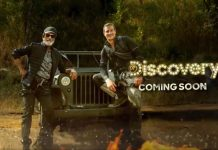 Discovery's Grylls shares Rajinikanth's TV debut first look