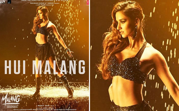 Disha Patani's Black Sequined Dress From Hui Malang Can Be Your Sassy Friday Night Outfit!