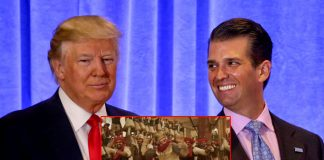 VIDEO: Donald Trump Jr. Celebrates Father's Victory In Impeachment Case In HILARIOUS Ranveer Singh's Malhari Style