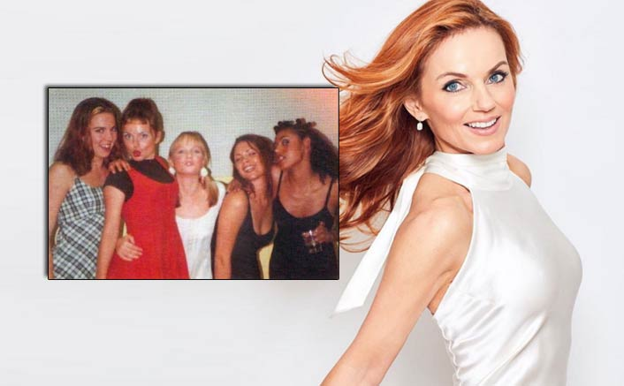 'Spice Girl' Geri Halliwell Takes Her Fans On An Inspiring Nostalgic Trip With A Throwback Picture