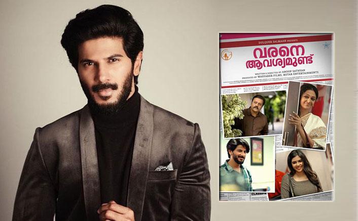 Dulquer Salmaan's 1st production venture 'Varane Avashyamund' crosses Rs 25 crore