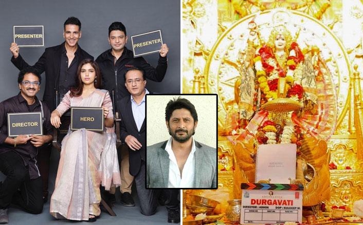 Durgavati: Arshad Warsi Turns Baddie For The Bhumi Pednekar Drama