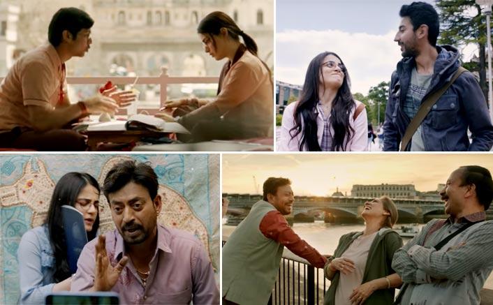 Ek Zindagi From Angrezi Medium Out! Irrfan & Radhika Madan's Song Is Positive & Encouraging Just Like Hindi Medium's Ek Jindari