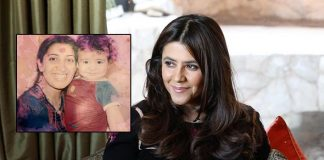 Ekta Kapoor showers 'love' on Smriti Irani's son
