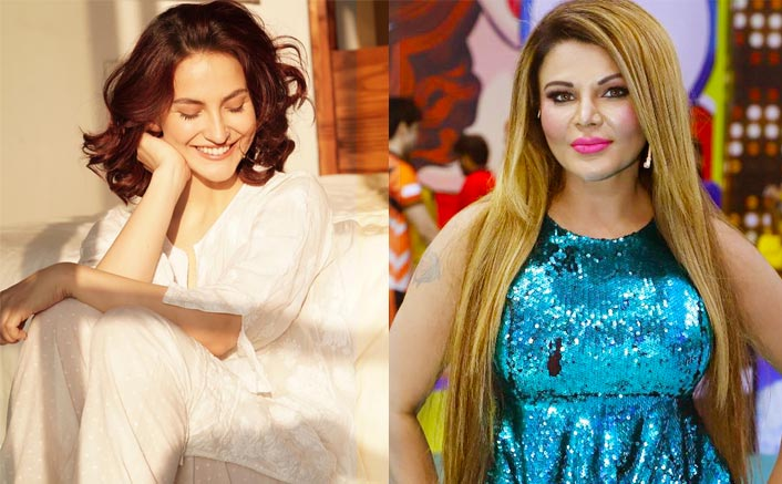 Elli AvrRam Reveals What She'd Do If She Wakes Up As Controversial Star Rakhi Sawant & It's AMUSING!