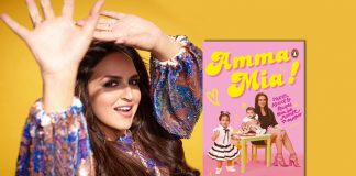 Esha Deol debuts as an author with 'AmmaMia'