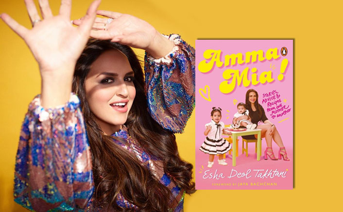 Esha Deol Turns Author, Makes Her Writing Debut With 'AmmaMia'