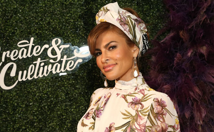 "Eva Mendes On Playing A Villain: ""Disney, I'm All Yours, Disney"""