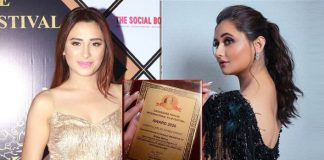 EXCLUSIVE! Rashami Desai SUPPORTS Mahira Sharma, Slams DPPIF Over Awards Row: