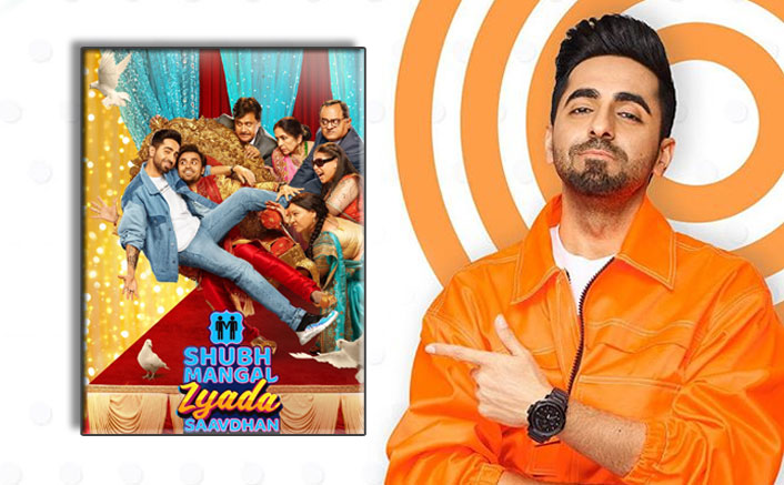EXCLUSIVE! Shubh Mangal Zyada Saavdhan: Ayushmann Khurrana Reveals Why The Makers Didn't Cast Homosexual Actors To Play The Leads