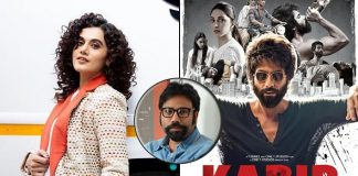 "EXCLUSIVE! Taapsee Pannu On Thappad Dialogue Being Similar To Sandeep Reddy Vanga's Slap Statement: ""Only Thing That Is Copied"""