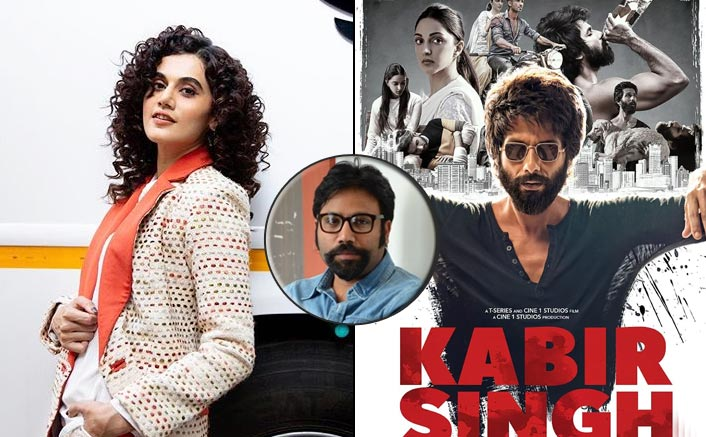 """EXCLUSIVE! Taapsee Pannu On Thappad Dialogue Being Similar To Sandeep Reddy Vanga's Slap Statement: """"Only Thing That Is Copied"""""""
