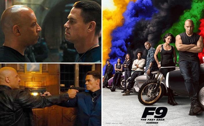 Fast & Furious 9 Trailer: Vin Diesel VS John Cena, Han Returns & Cars Floating With A Rocket Engine