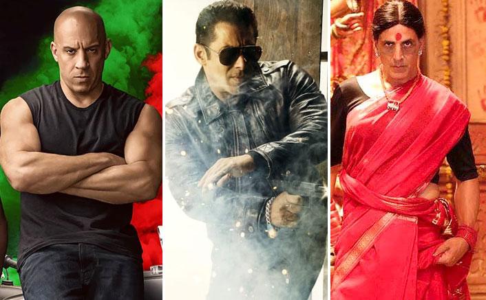 Fast & Furious 9 VS Salman Khan's Radhe VS Akshay Kumar's Laxmmi Bomb: Here's Why F&F Has An Edge!