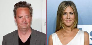FRIENDS: Matthew Perry's First Instagram Post Is Entirely Chandler Bing; Jennifer Aniston Welcomes Him In Rachel Green Style!