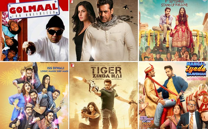 From Golmaal-Golmaal Again To Ek Tha Tiger-Tiger Zinda Hai - With Few Exceptions, Bollywood Sequels Are Just A Money Making Trick?