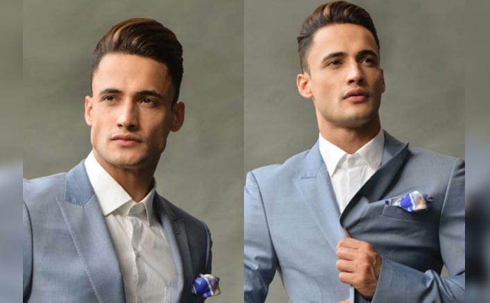 Getting Married This Season? Asim Riaz's Blue Pastel Suit Would Fit Your Bill Well