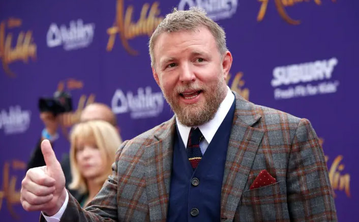 Guy Ritchie: Enjoy dealing with polarities of culture