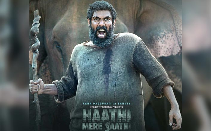 Rana Daggubati's High-Scale Actioner Haathi Mere Saathi FINALLY Gets A Release Date
