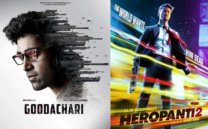 Heropanti 2: Is Tiger Shroff's Action Film A Remake Of Adivi Sesh's Telugu Thriller Goodachari?