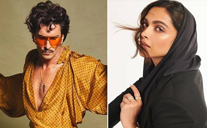 Hey Ranveer Singh, Deepika Padukone Has A Disco Caption For Your Quirky Picture!