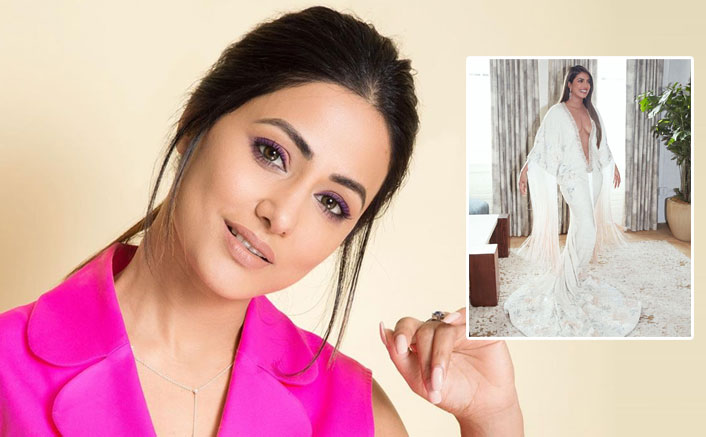 """Hina Khan Stands For Priyanka Chopra Jonas' Grammy Outfit: """"Who Are You To Comment On Somebody's Clothes If She Is Comfortable"""""""