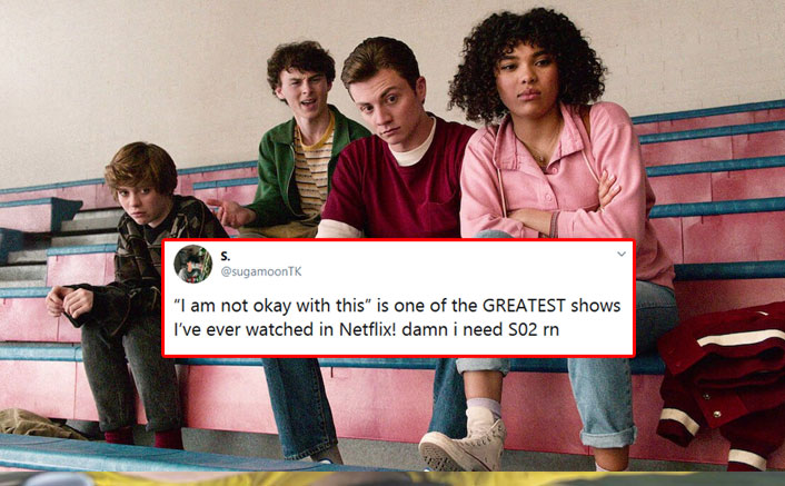 I Am Not Okay With This Is Already Declared One Of The Greatest Shows On Netflix By Netizens, Check Tweets