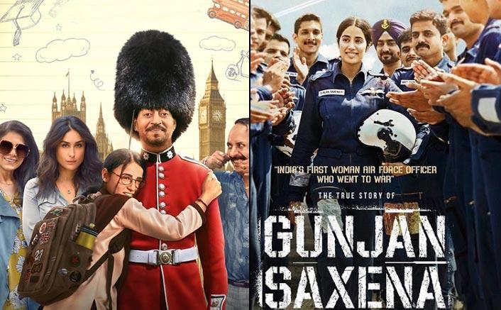 Angrezi Medium Gets A NEW Release Date, Janhvi Kapoor's Roohi Afzana & Gunjan Saxena Biopic Gets Shuffled
