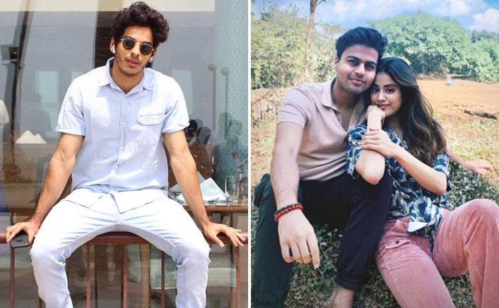 Is Janhvi Kapoor's Growing Love For Rumoured Boyfriend Akshat Rajan Bothering Ex Ishaan Khatter?