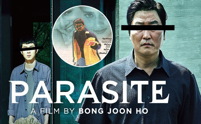 Is Oscar Winning Film Parasite A Copy of Vijay's South Indian Film 'Minsara Kanna'?