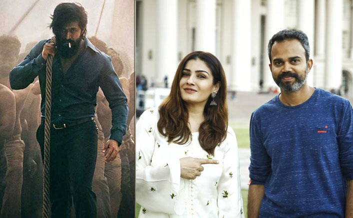 KGF: Chapter 2: Raveena Tandon Is Now OFFICIALLY A Part Of The Yash Starrer!
