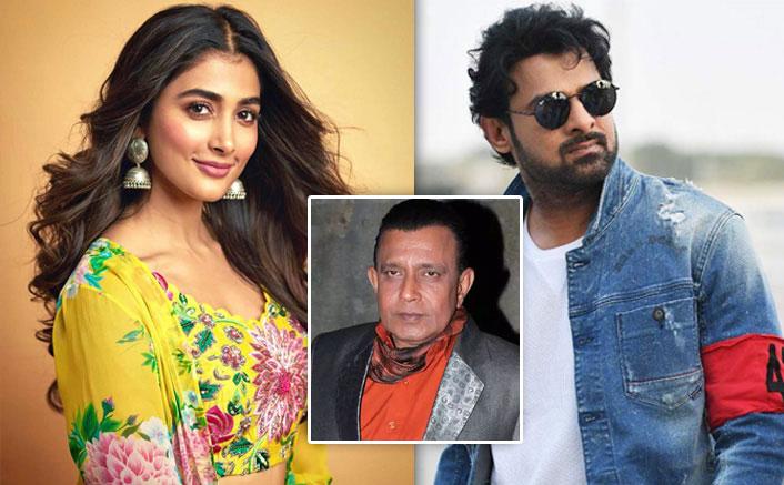 Jaan: Mithun Chakraborthy To Play A Baddie In Prabhas & Poojas Hegde's Period Love Story?