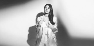 Jacqueline Fernandez shares her secret mantra to happiness, check it out!