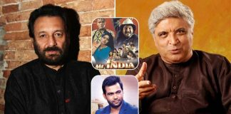 "Javed Akhtar To Shekhar Kapur On Mr. India 2 Remake: ""It Wasn't Your Idea. It Wasn'tYour Dream"""