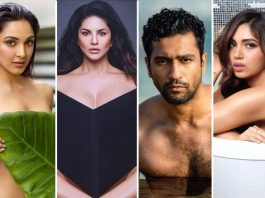 Dabboo Ratnani Calendar 2020: Kiara Advani, Sunny Leone To Vicky Kaushal & Bhumi Pednekar - Sizzling Topless Avatars!