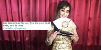 JUST IN! Bigg Boss 13 Fans Remove Shilpa Shinde's Name From Google's Winner List, Trend #ShilpaTrophyVapasKaro
