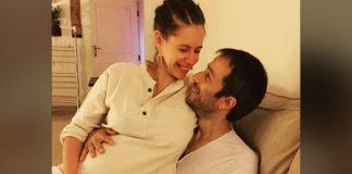 Kalki Koechlin & Boyfriends Guy Hershberg Become Parents To A Baby Girl - Reports