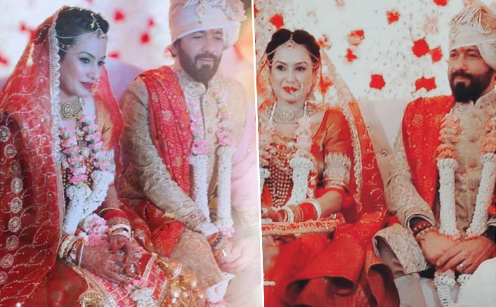 Kamya Punjabi Gets Married To Long Time Beau Shalabh Dang, First Pictures Out!