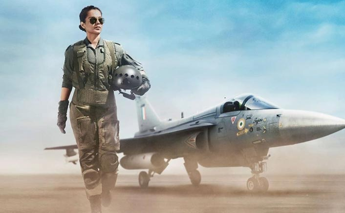 Kangana Ranaut looks commanding and stunning as an air Force pilot in the first look of Tejas