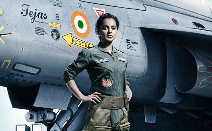 Tejas First Look Ft. Kangana Ranaut On 'How's The Hype?': BLOCKBUSTER Or Lacklustre? Vote Now!