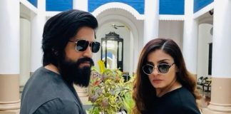 Kannada superstar Yash on KGF 2 co-star Raveena: Cheez badi hai mast mast