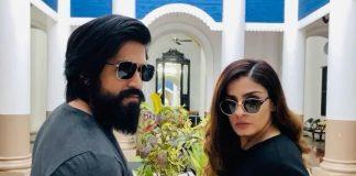 Kannada superstar Yash on KGF 2 co-star Raveena: Cheez badi hai mast mast
